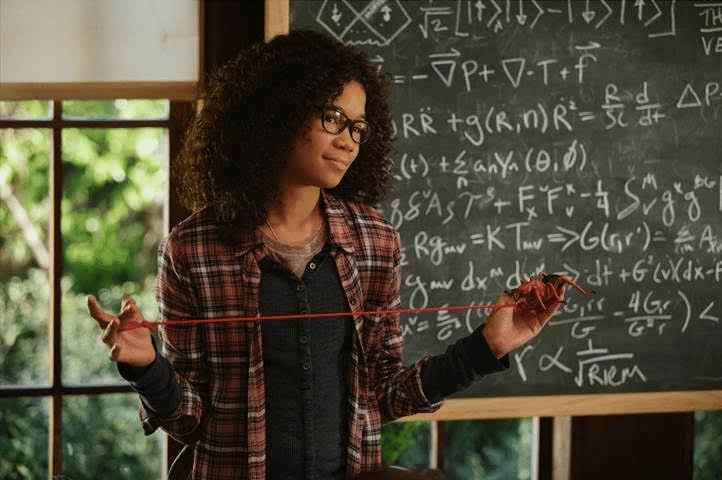 A Wrinkle in Time Activity Sheets and Trailer