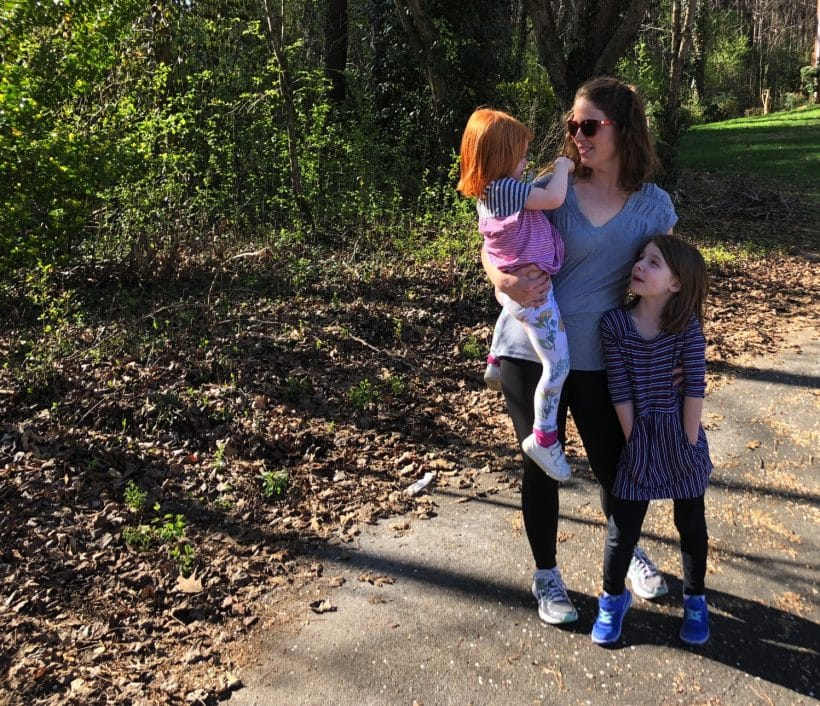 Spending time with the littles | Mommy and Me Monday | 421st ed