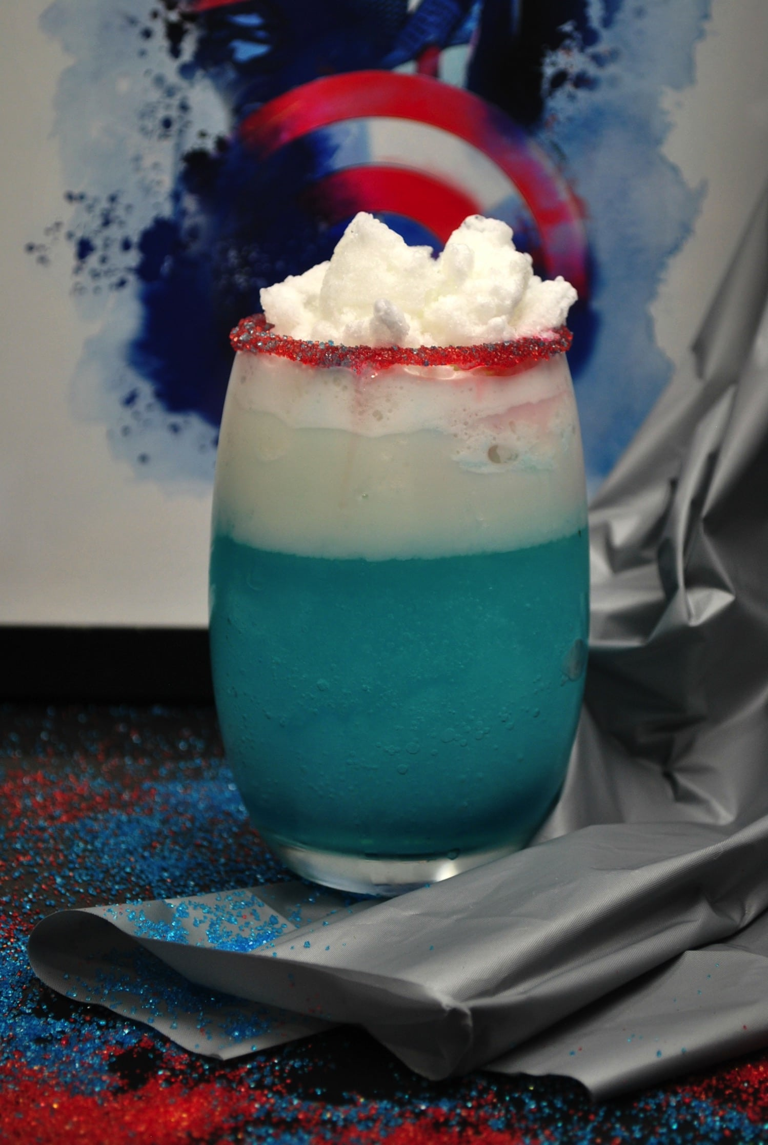Cap America Frozen 2 7