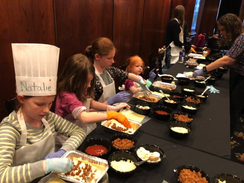 Kids Cooking Class at Maggiano's | Mommy and Me Monday | 426th ed