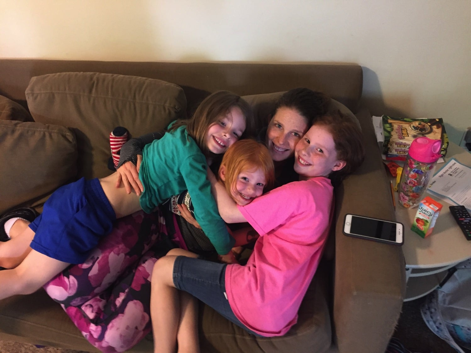 Mommy and Me Monday Dog Pile