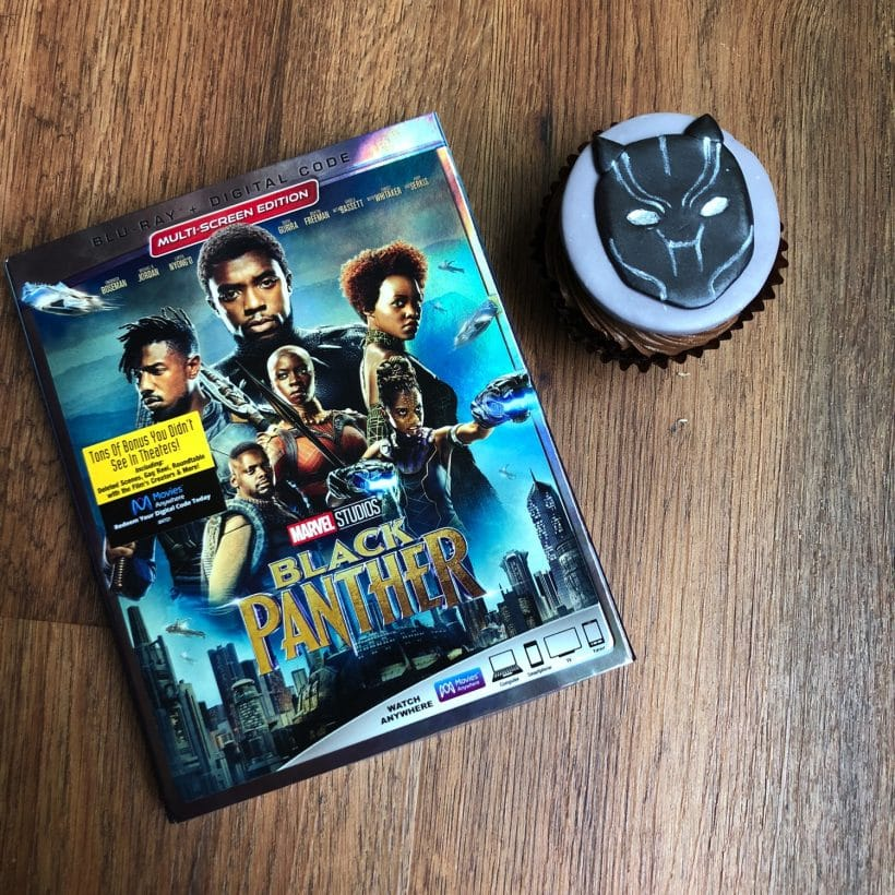 Bring Black Panther home on Digital and Blu-Ray with Fun Facts and Bingo