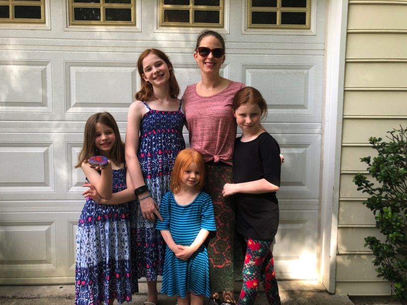 The Door | Mommy and Me Monday | 433rd ed