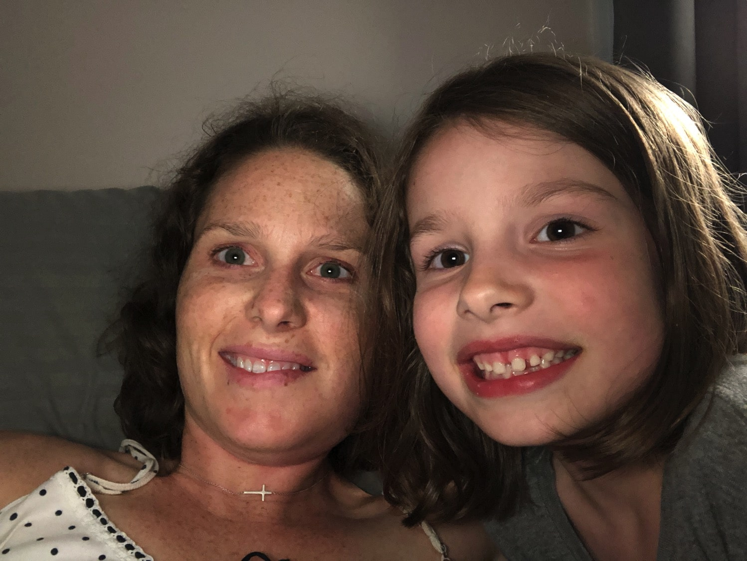 Mommy and ME Monday after oral surgery