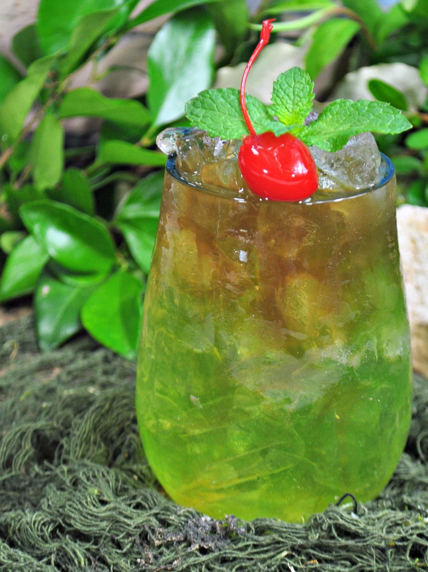 Raptor cocktail