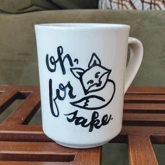 Fox sake
