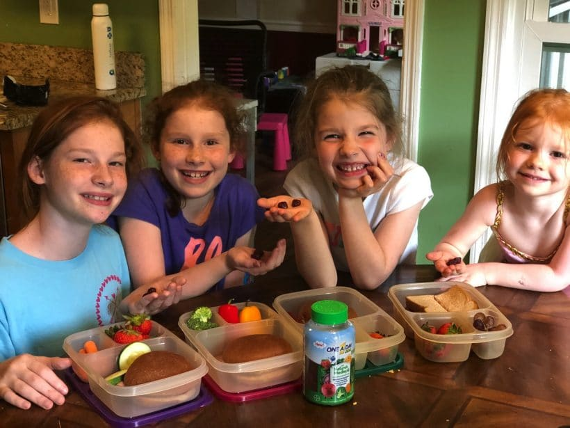 How to make it easier to get nutrients in my kids when they are being picky eaters