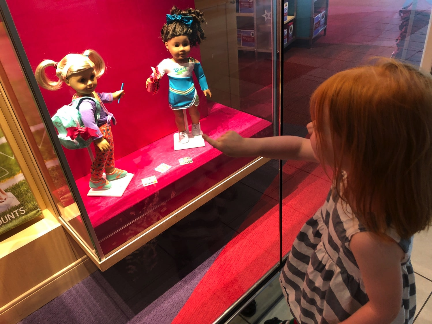 wanting all the things at american girl