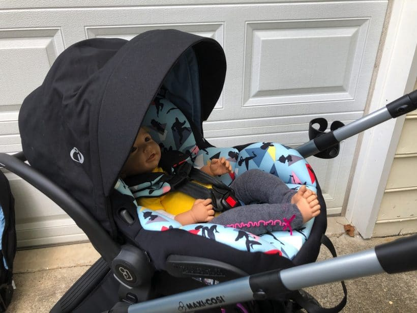 Incredibles 2: Limited-Edition Disney Baby Stroller (Adorra 5-in-1 Modular Travel System with Mico Max 30 Infant Car Seat by Maxi-COSI) Review