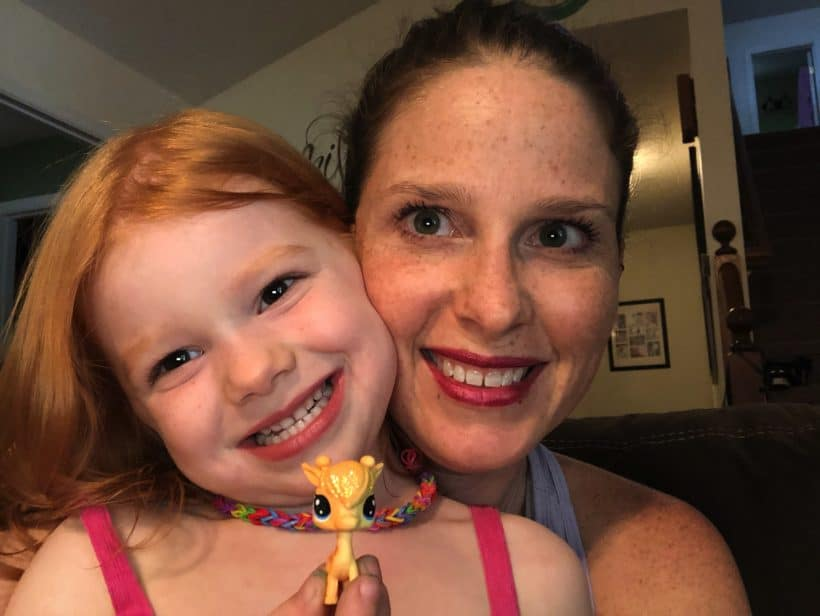 Silly with B   Mommy and Me Monday   446th ed