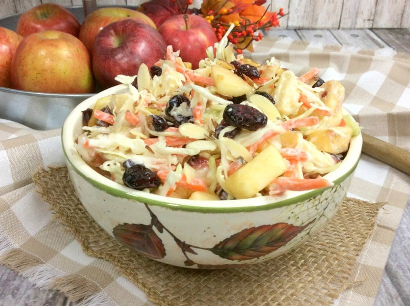 WW Apple Coleslaw