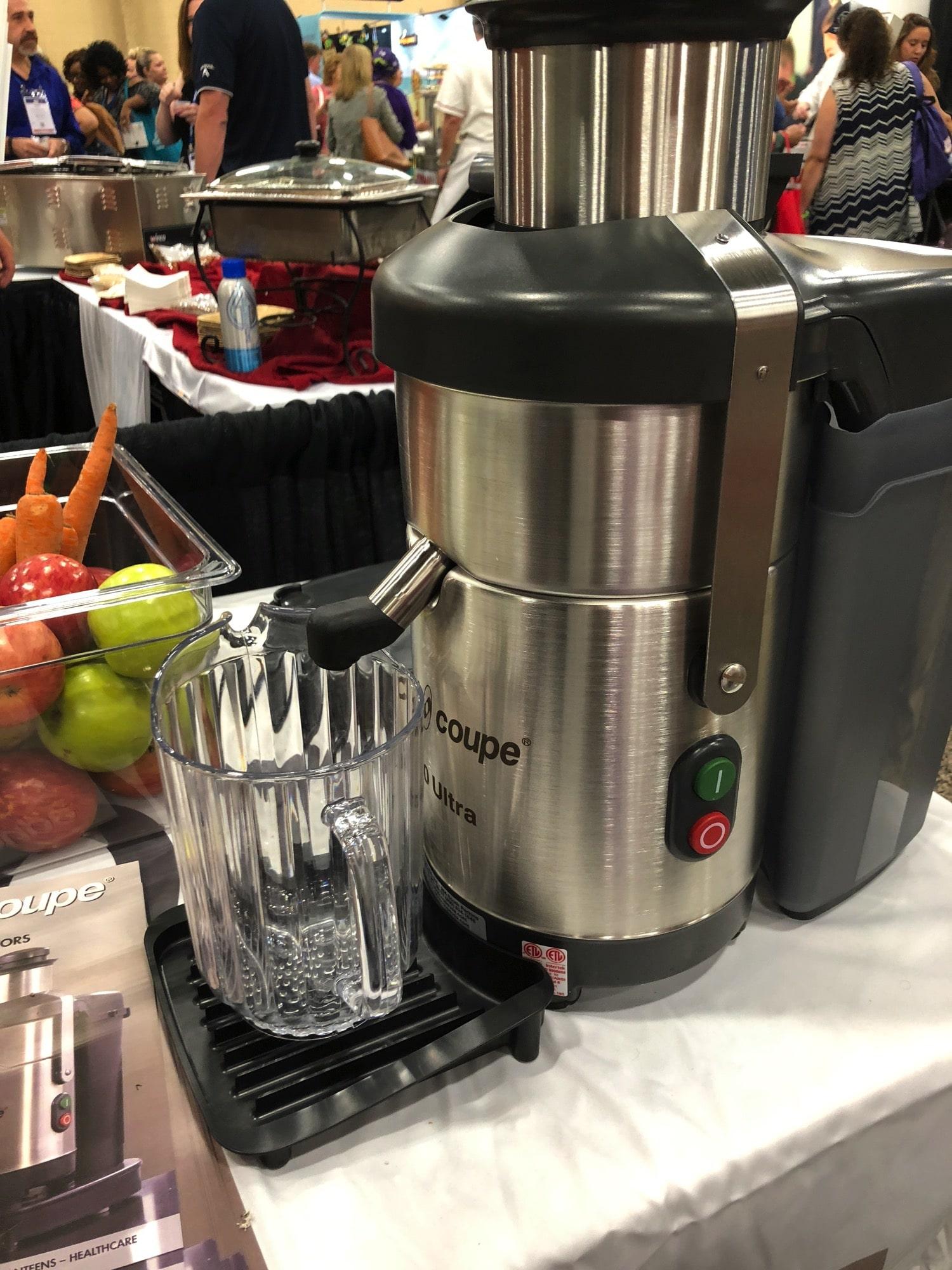 juice + veggie cutter