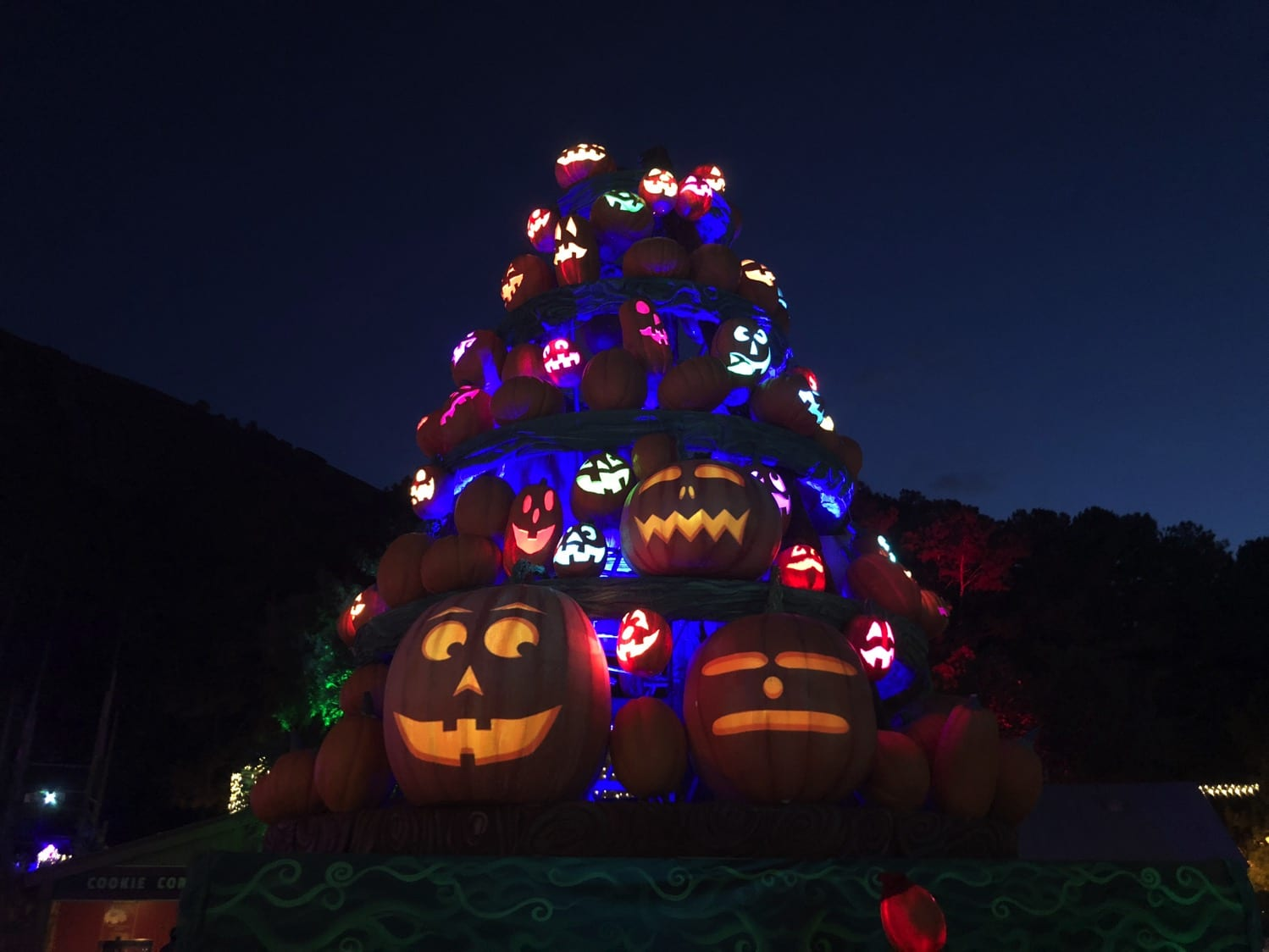 Pumpkin Festival at Stone Mountain Park: Play By Day, Glow by Night | Mommy and Me Monday