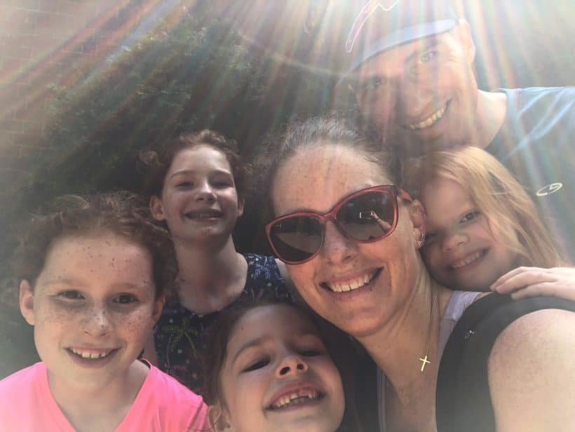 A family hike | Mommy and Me Monday | 447th ed