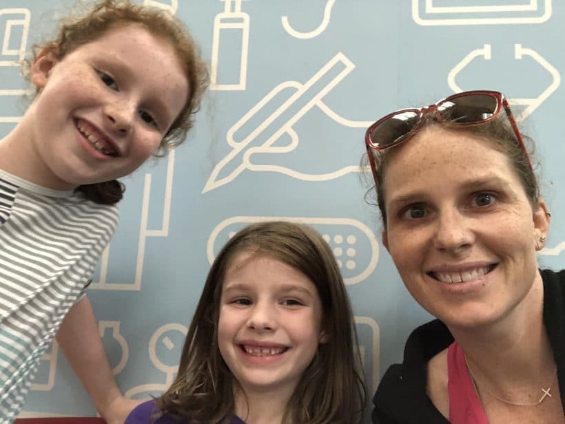A bribe and Nieces | Mommy and Me Monday | 454th ed