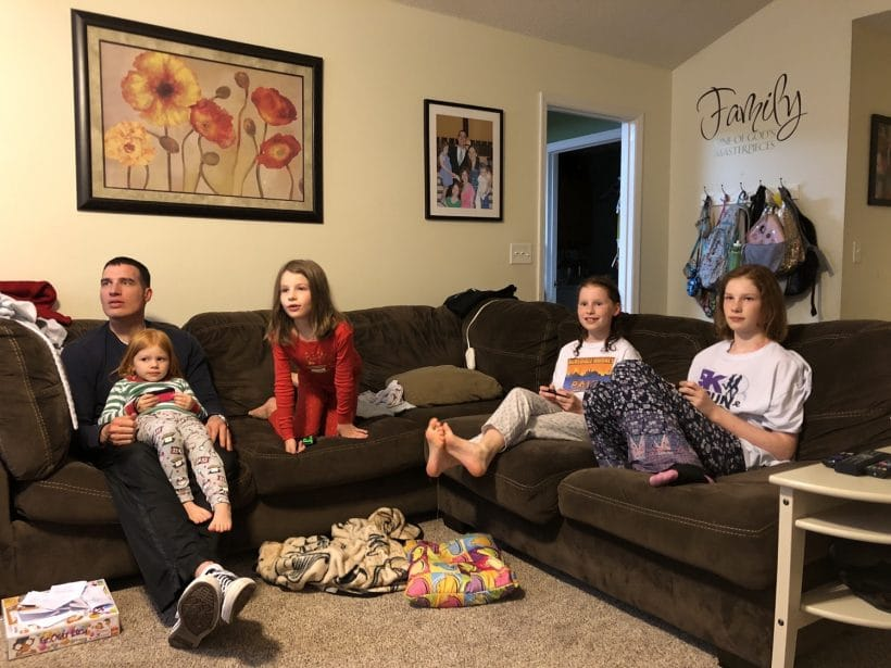 Family gaming with Super Mario Party on Nintendo Switch