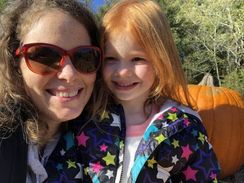 The last pumpkin patch trip | Mommy and Me Monday | 455th ed