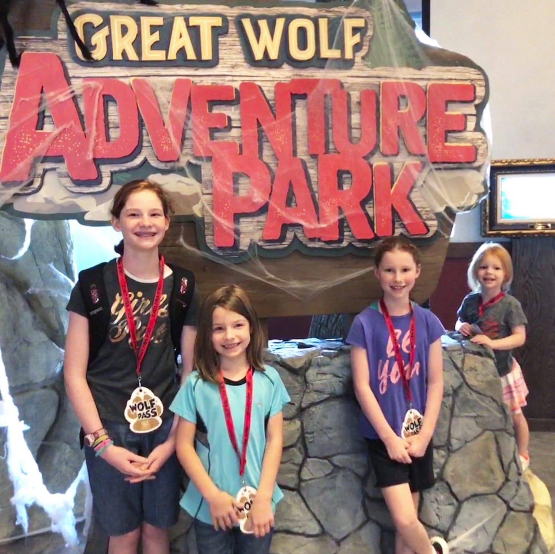 great wolf lodge adventure park