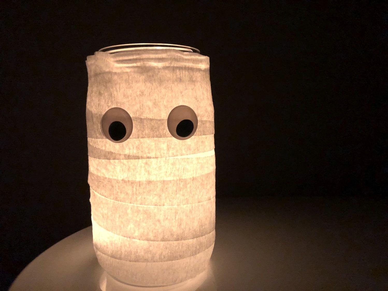 murray mummy lantern