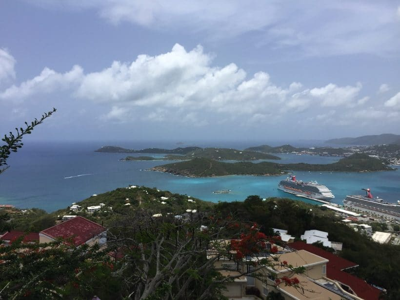 7 reasons you should take the Paradise Point Skyride excursion at St. Thomas, US Virgin Islands