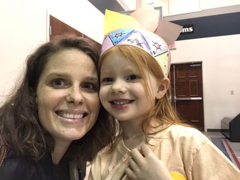 The Turkey Lunches | Mommy and Me Monday | 458th ed