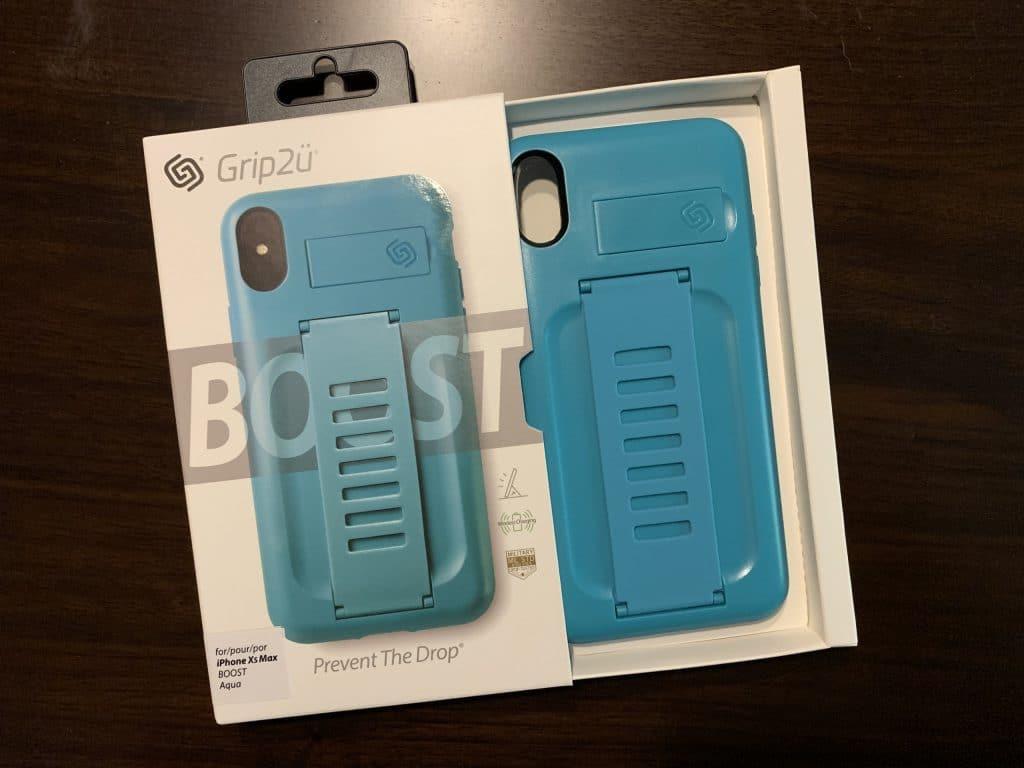 Boost Grip2U phone case