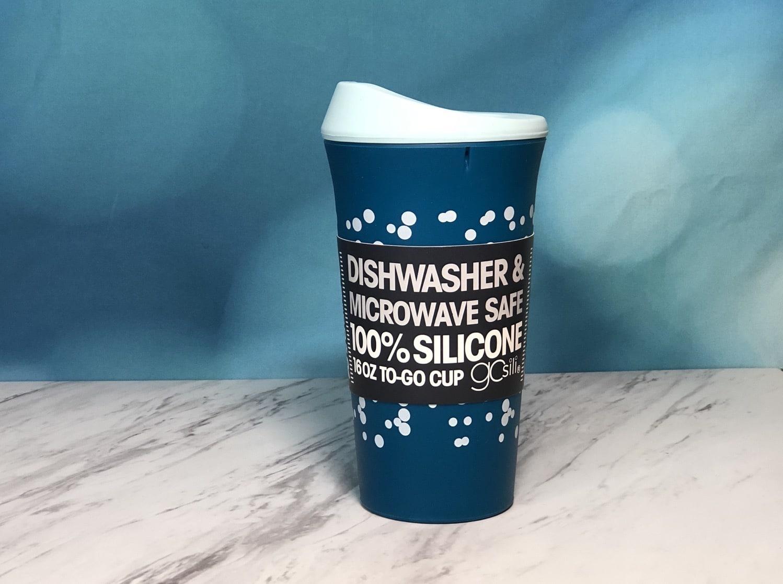 Go Sili Silicon Tea Cup