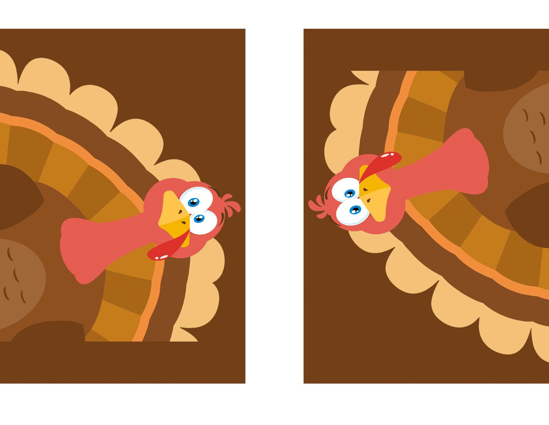 Thanksgiving Juice box wrap sassy turkey