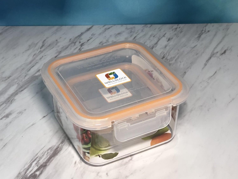 Wellslock storage containers
