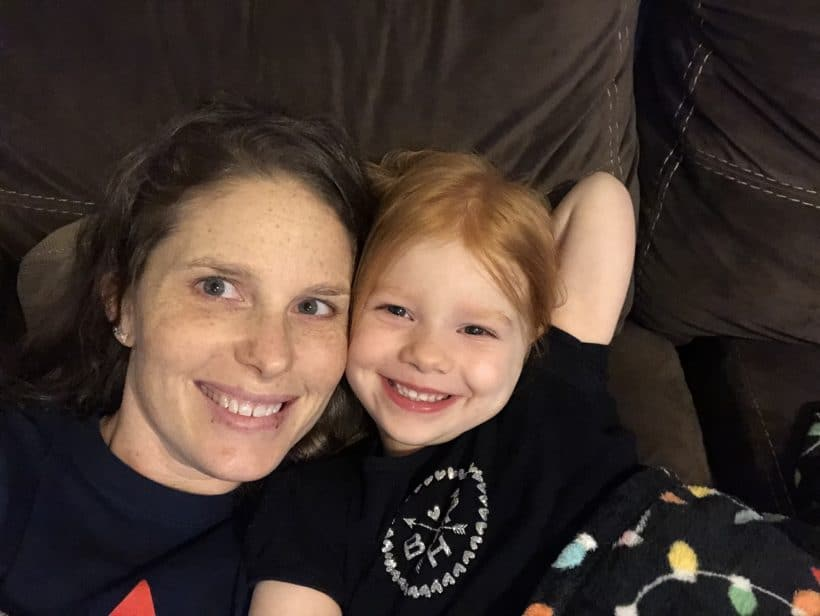 The hustle | Mommy and Me Monday | 462nd