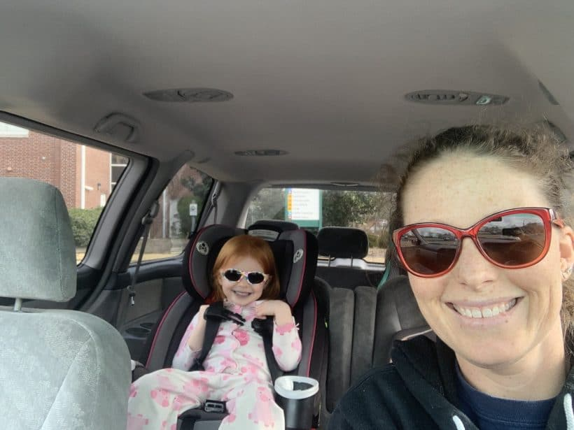 Matching with our sunnies | Mommy and Me Monday | 468th ed