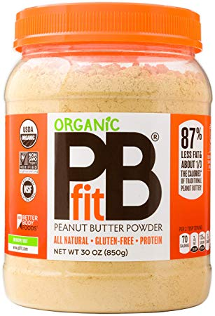 PB fit All-Natural Organic Peanut Butter Powder
