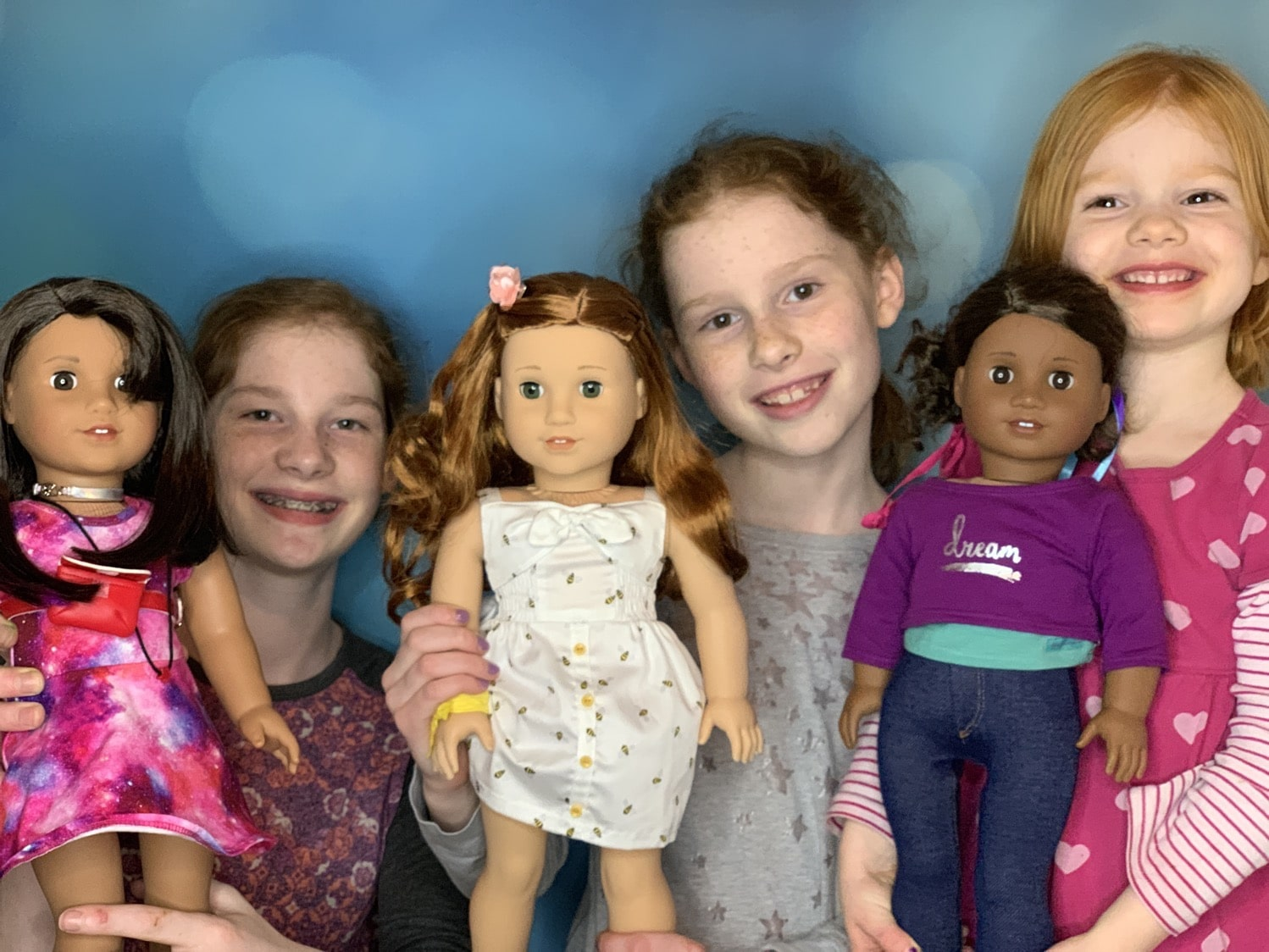 Blaire Wilson American Girl's 2019 Girl of the Year