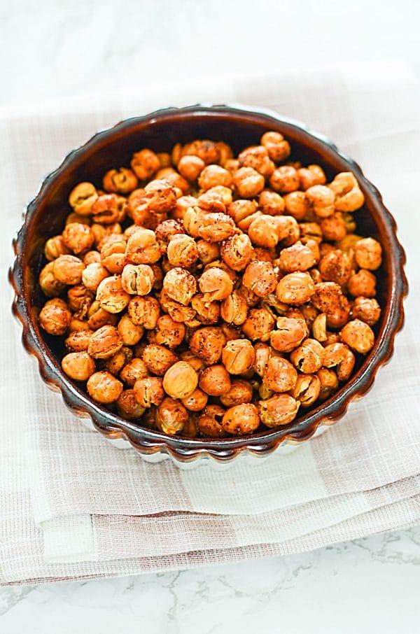 Roasted Chili Chickpea Snack Set 108