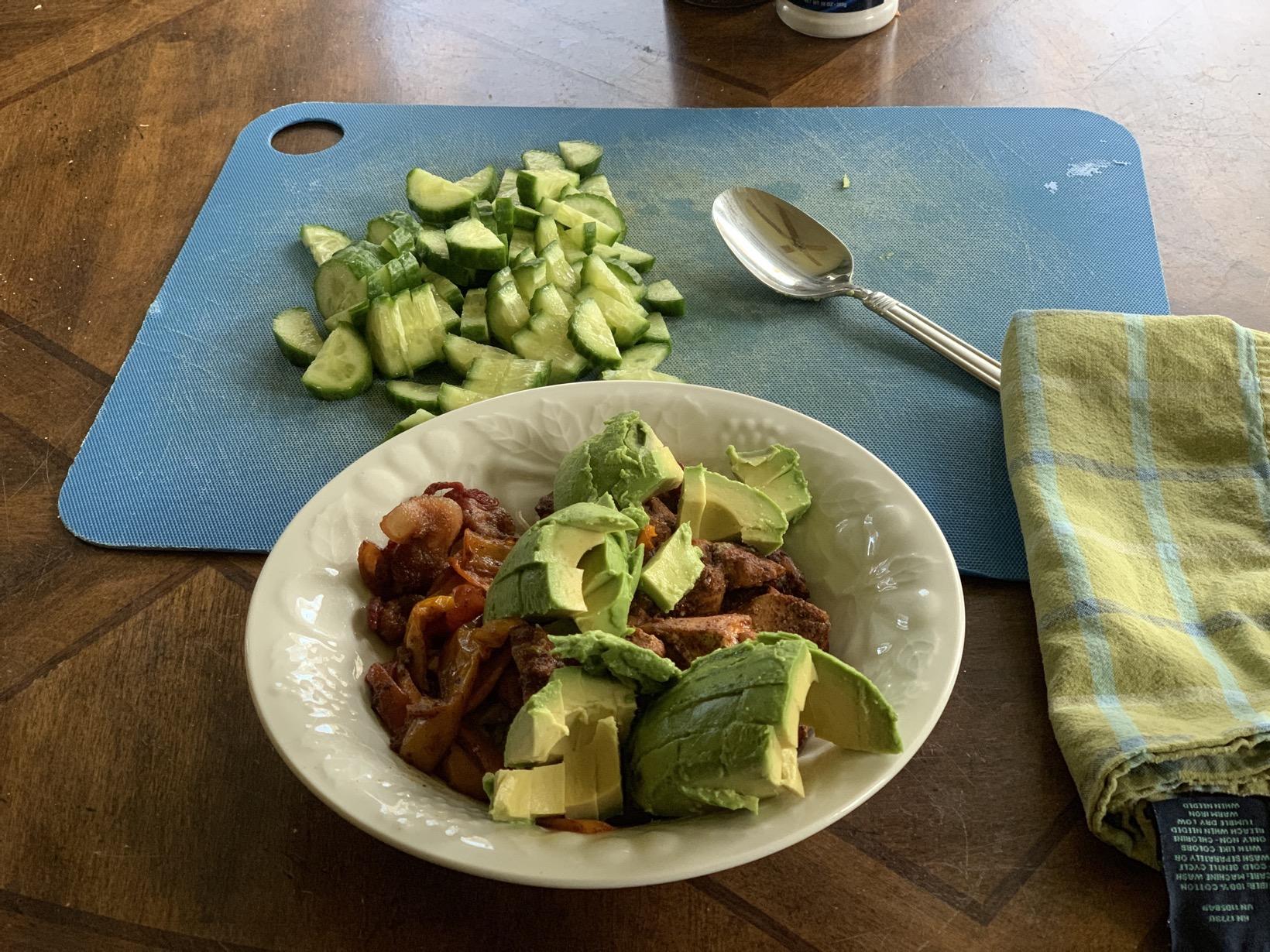 Yummy healthy meals with FWTFL