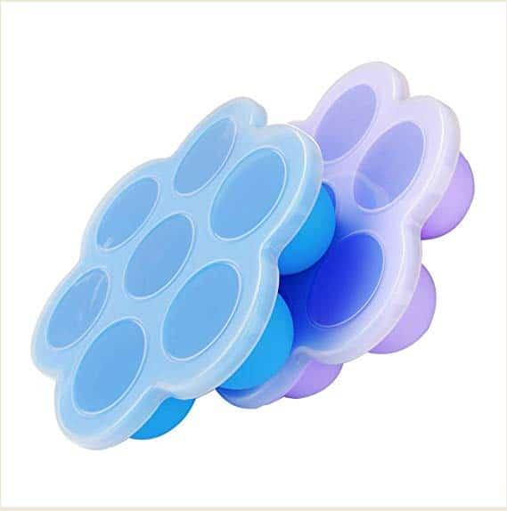 Bonfook Silicone Egg Bites Molds