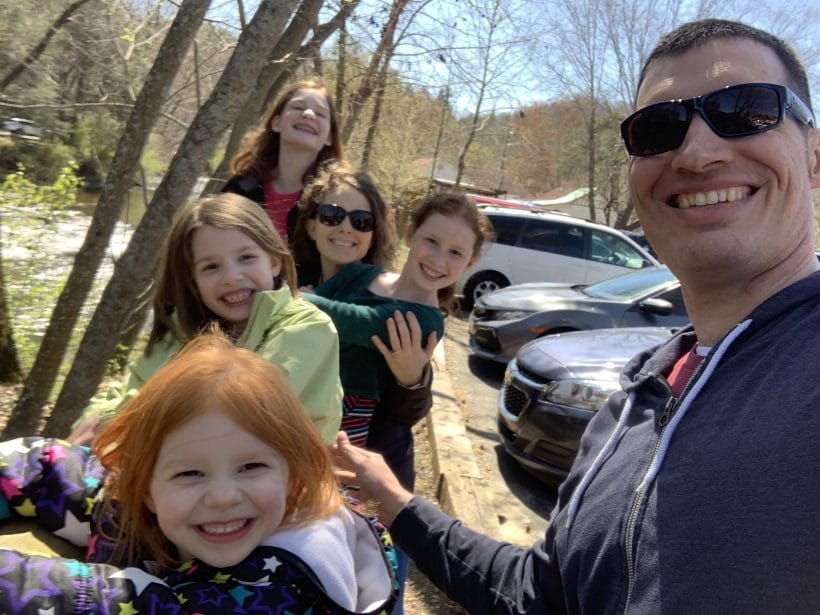 Helen, Hiawasse, Brasstown and Young Harris, GA | Spring Break 2019 | Mommy and Me Monday | 478th ed