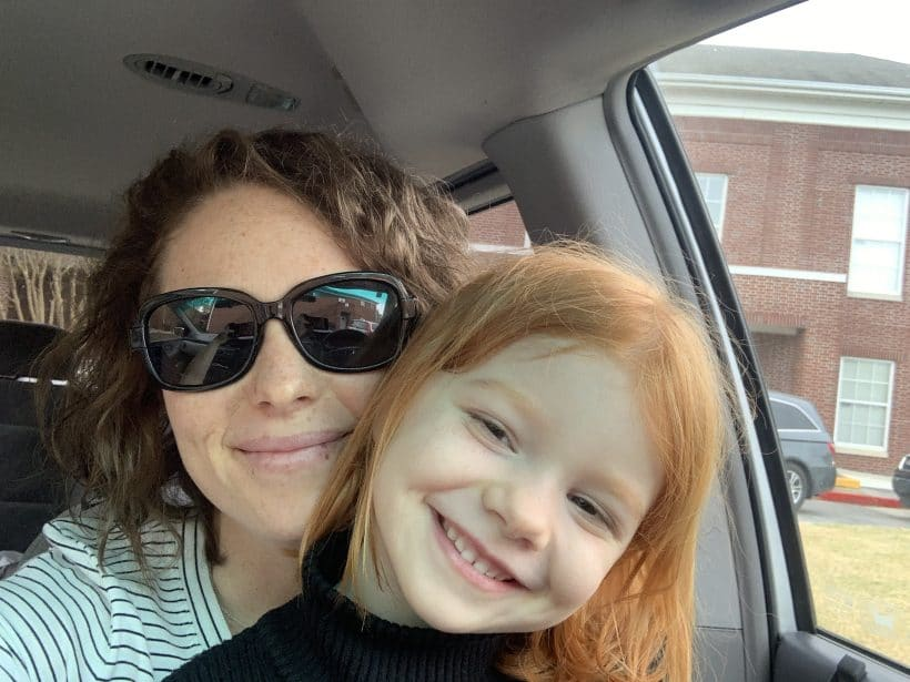Carpool waiting | Mommy and Me Monday | 479th ed