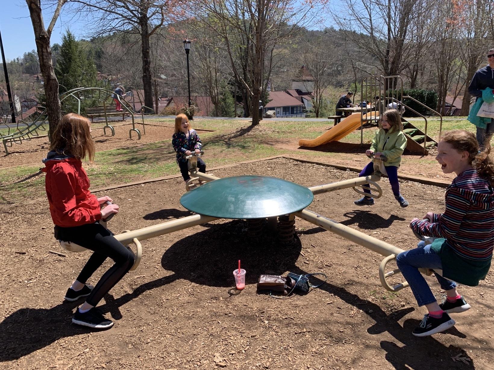 Spring Break 2019 Helen GA