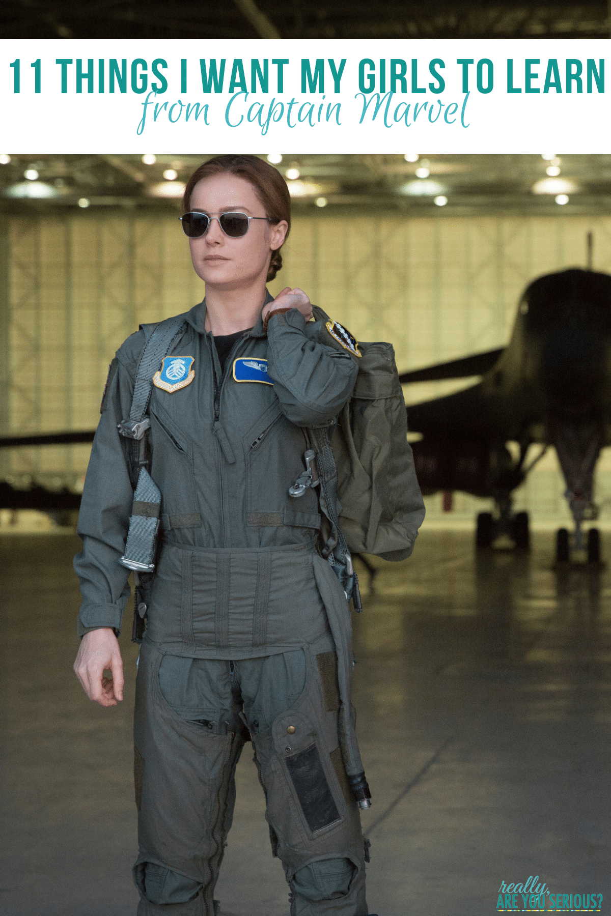 11 things I want my daughters to learn from Captain Marvel
