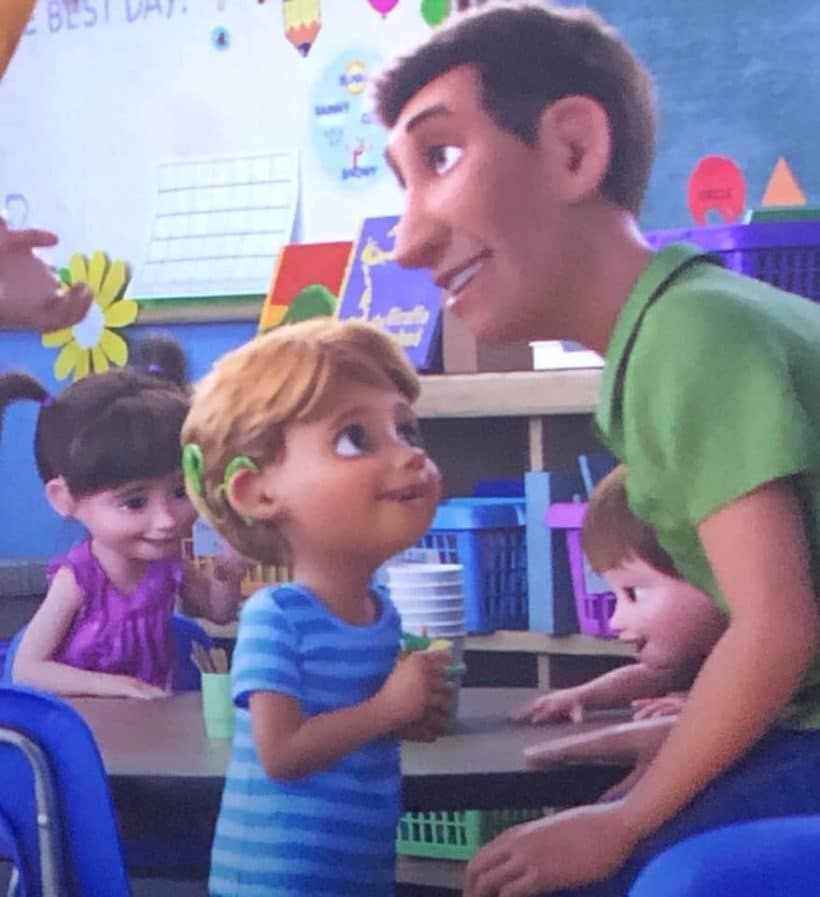 Cochlear implant toy story 4