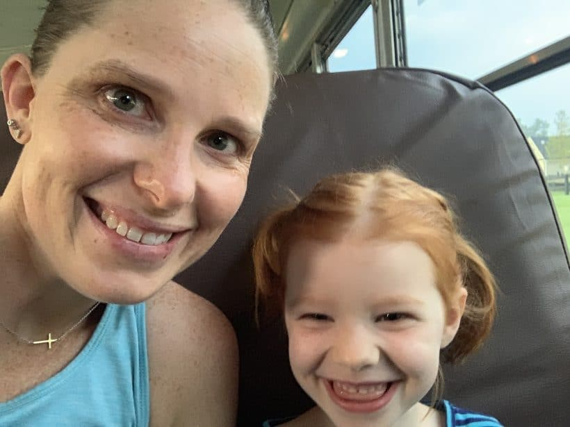 The last bus ride along | Mommy and Me Monday | 495th ed
