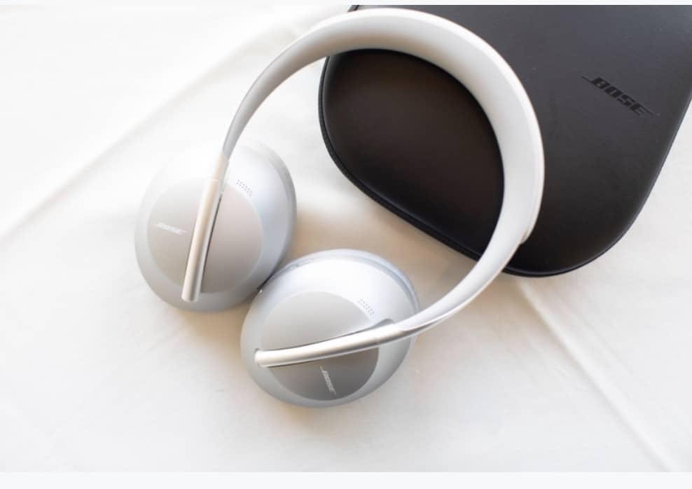 noise canceling Bose headphones