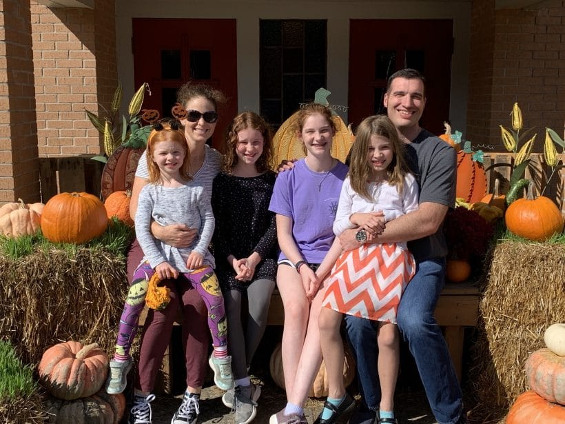 14th annual pumpkin patch picture | Mommy and Me | 507th ed