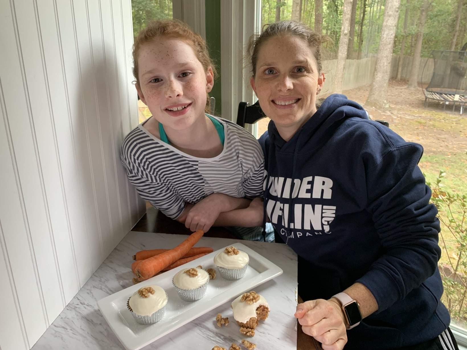Gluten free dairy free cupcakes behind the scenes mommy and me monday