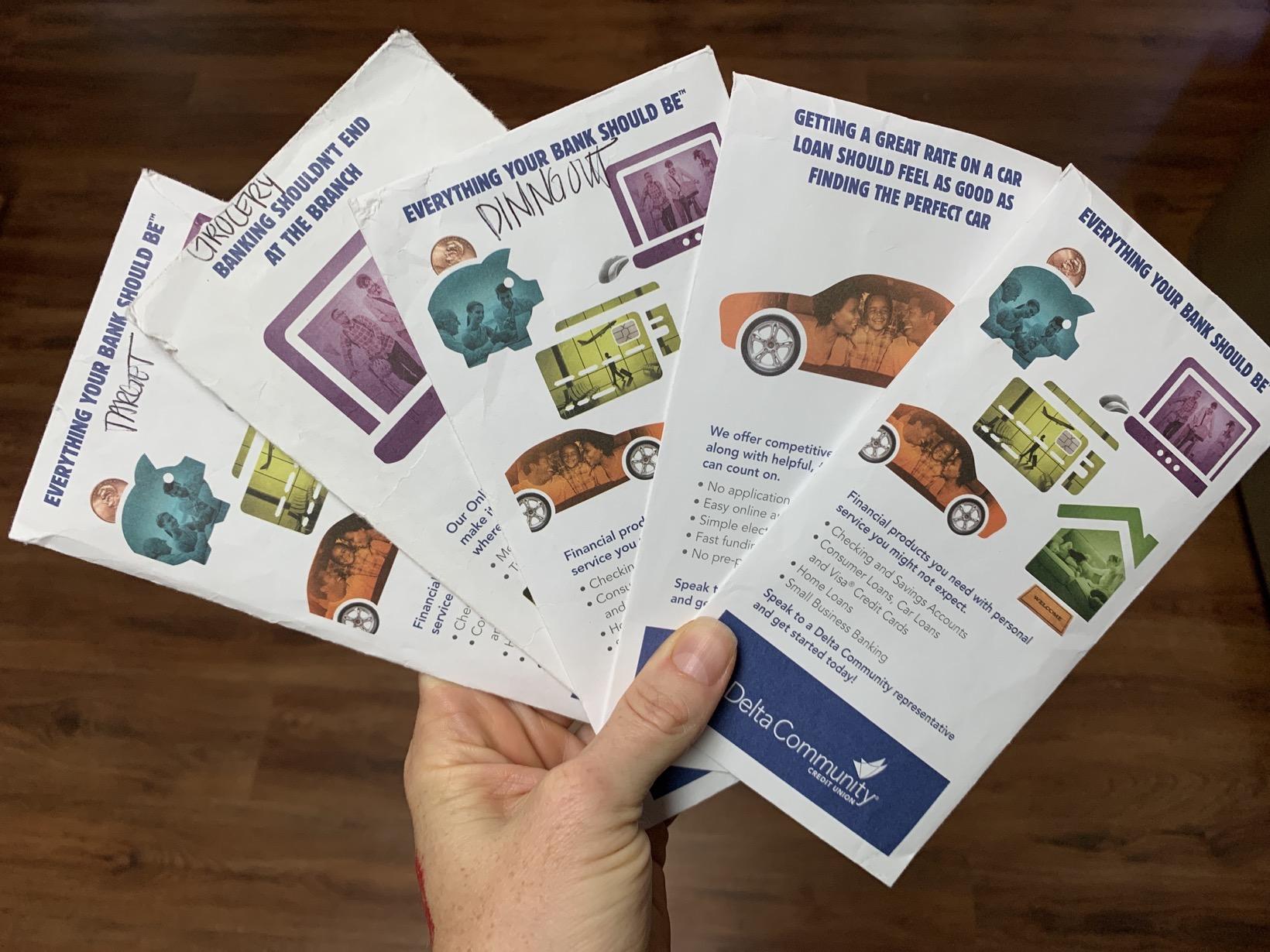 cash envelopes for debt-free living