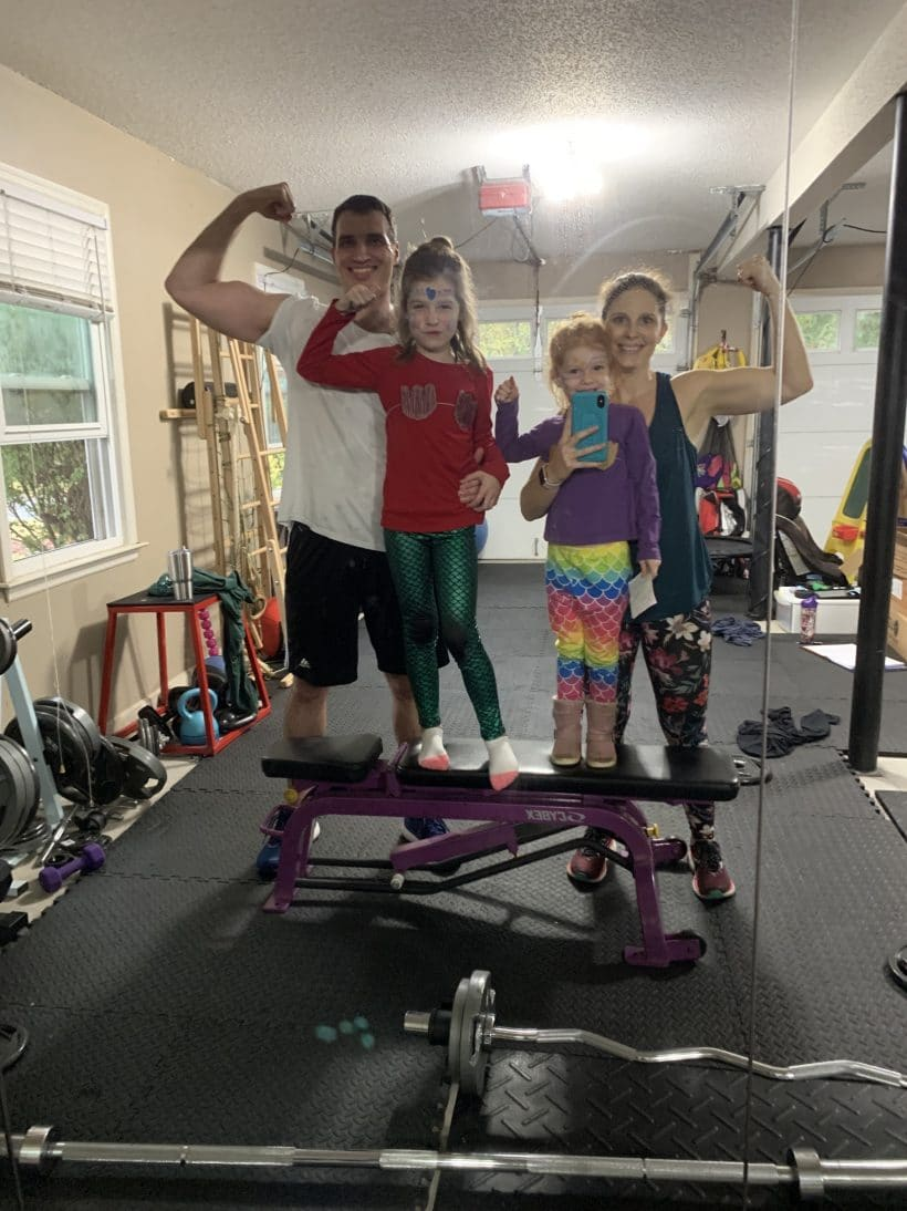 Strong and healthy | Mommy and Me Monday | 508th ed