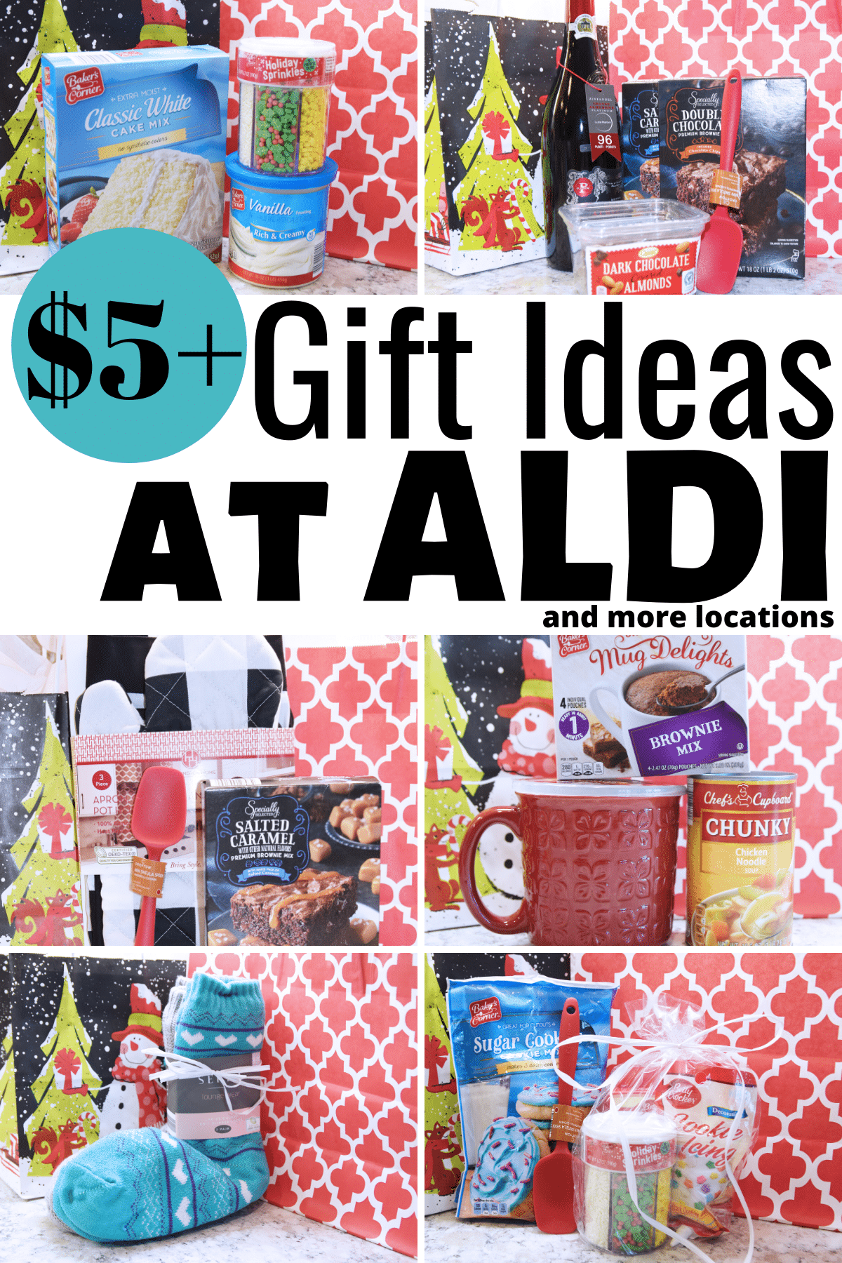 5 gift ideas at aldi and more