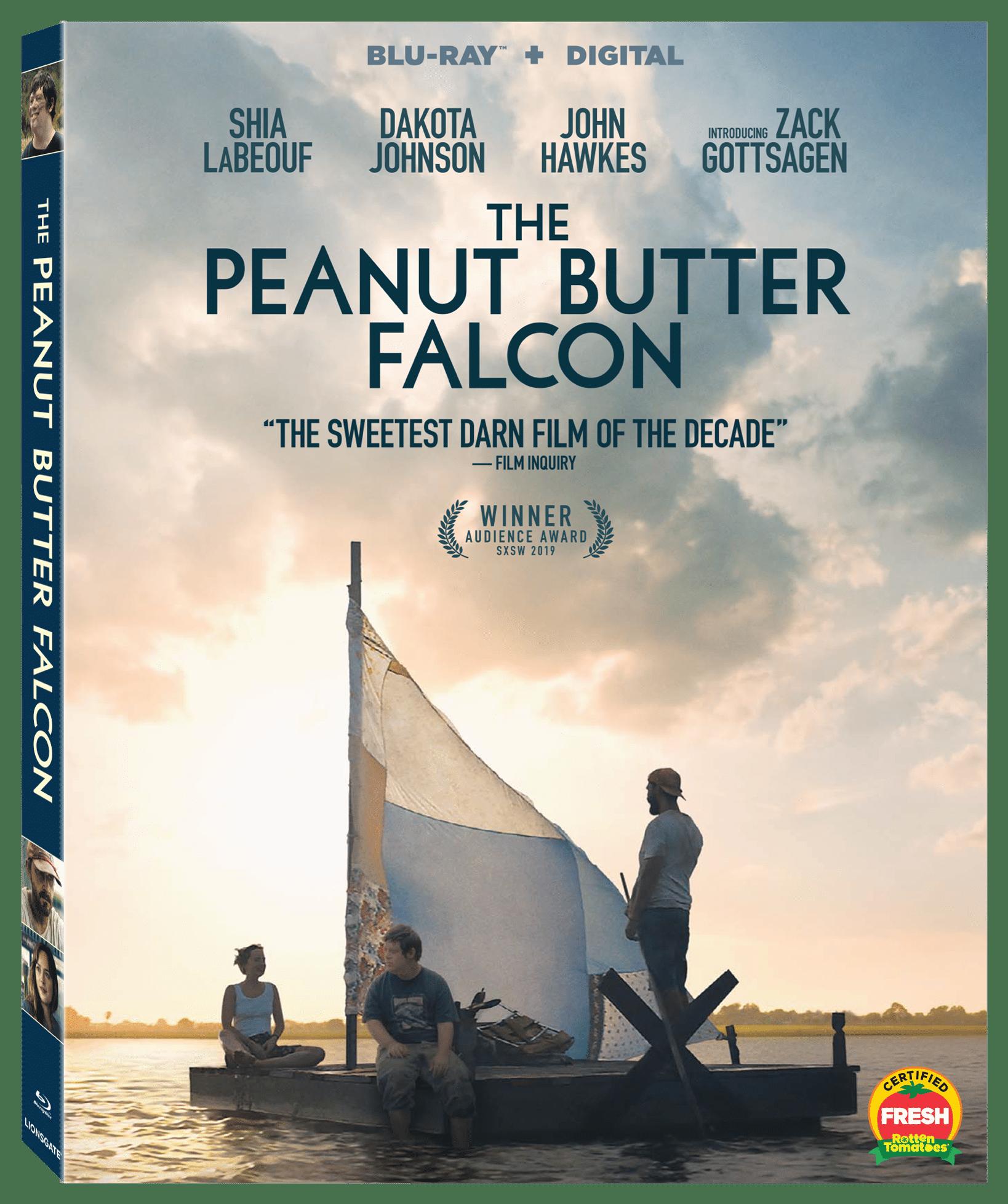 Peanut Butter Falcon Blu ray