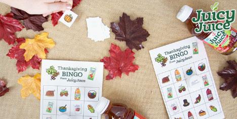 Bingo game header